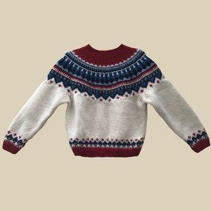 Classic Eddie Bauer Wool Sweater